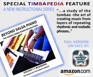 Beyond Salsa Piano - Instructional Series