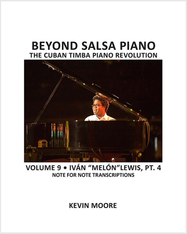 Beyond Salsa Piano, Vol. 9