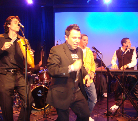 "José ""Pepito"" Gómez performs in New York"