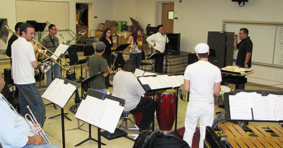 Cal State LA Afro-Latin Ensemble