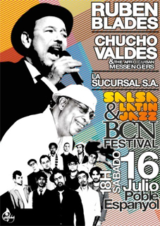 1er Festival de Salsa y Latin Jazz de Barcelona