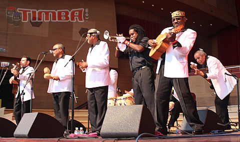 Sierra Maestra in Chicago - Cuban Music