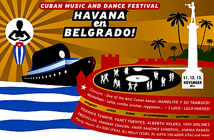 Havana en Belgrado