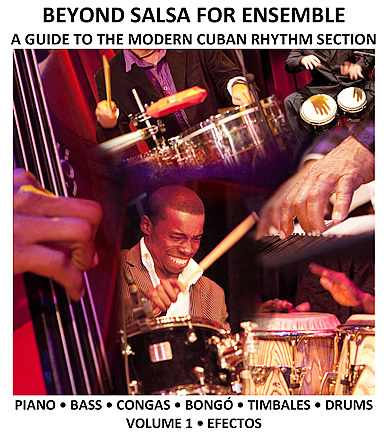 Beyond Salsa for Ensemble - Cuban Music News - Noticias de m&uacute;sica cubana