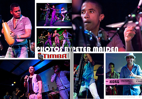 Peter Maiden's Maykel Blanco photo feature - Cuban Music News - Noticias de música cubana