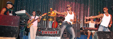 NYC Timba Mega Concert - Cuban Music News - Noticias de m&amp;uacute;sica cubana