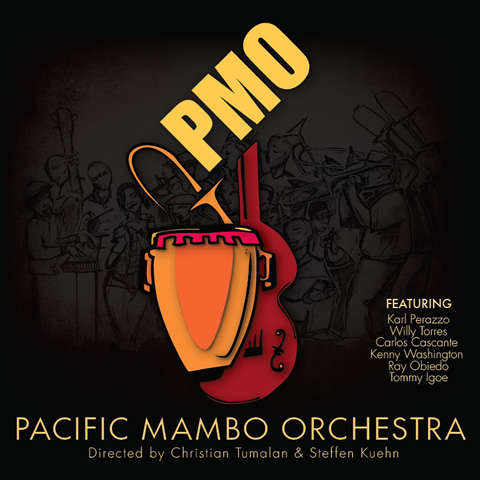 Pacific mambo Orcjestra - self-titled debut album - Cuban Music News - Noticias de música cubana