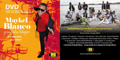 Maykel Blanco y Salsa Mayor