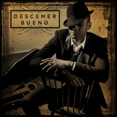 "Descemer Bueno - ""Bueno"" CD cover"