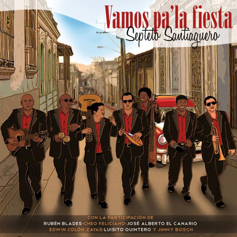 Septeto Santuiaguero - Vamos pa' la fiesta