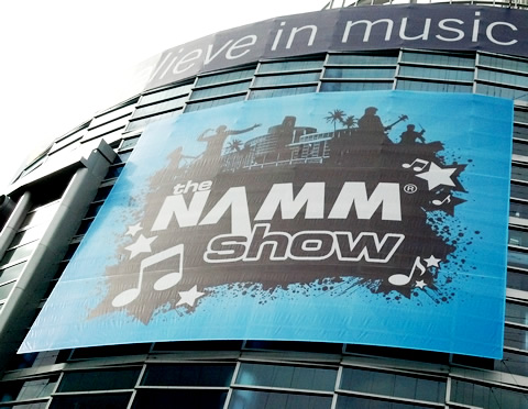 2013 Anaheim Winter NAMM - Cuban Music News - TIMBA at the NAMM Show - Noticias de musica cubana