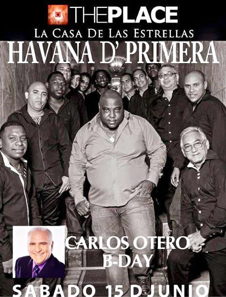 HDP Farewell Concert + Carlos Otero Birthday Celebration - Cuban music news