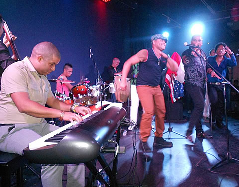 New front-line singers for Mayimbe - Cuban Music News - Noticias de musica cubana