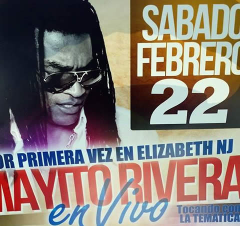 "Mayito Rivera ""El Poeta de la Rumba"" Upcoming USA Appearances"