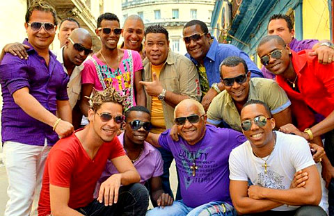 Pupy y los que Son Son - July 25 2014 - Howard Theater - Washington D.C. - Cuban Music News