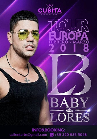 Baby Lores 2018 Tour