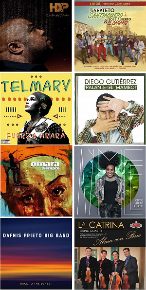 Cuban albums nominated for Latin Grammy 2018