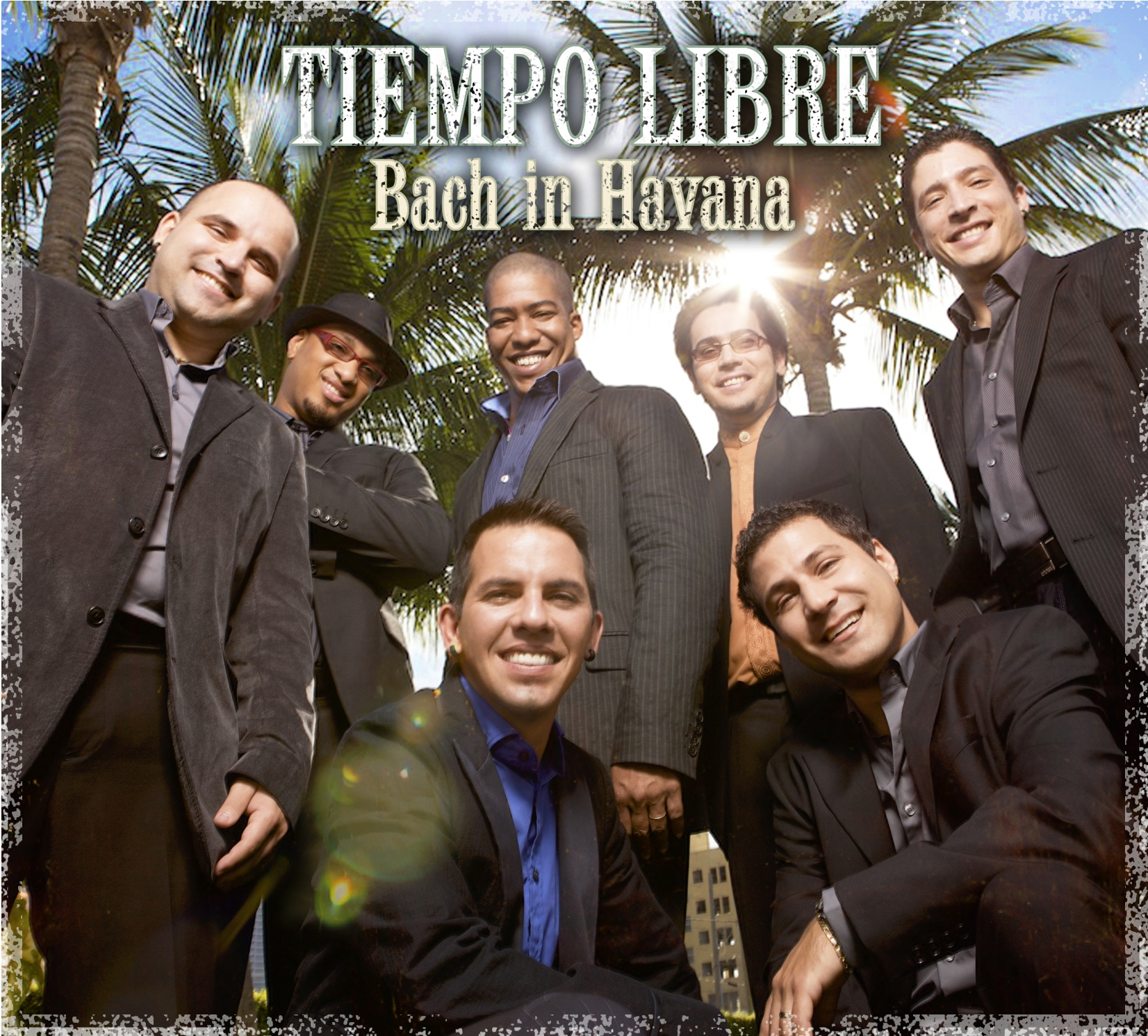 Listen & Purchase - Tiempo Libre - Bach in Havana