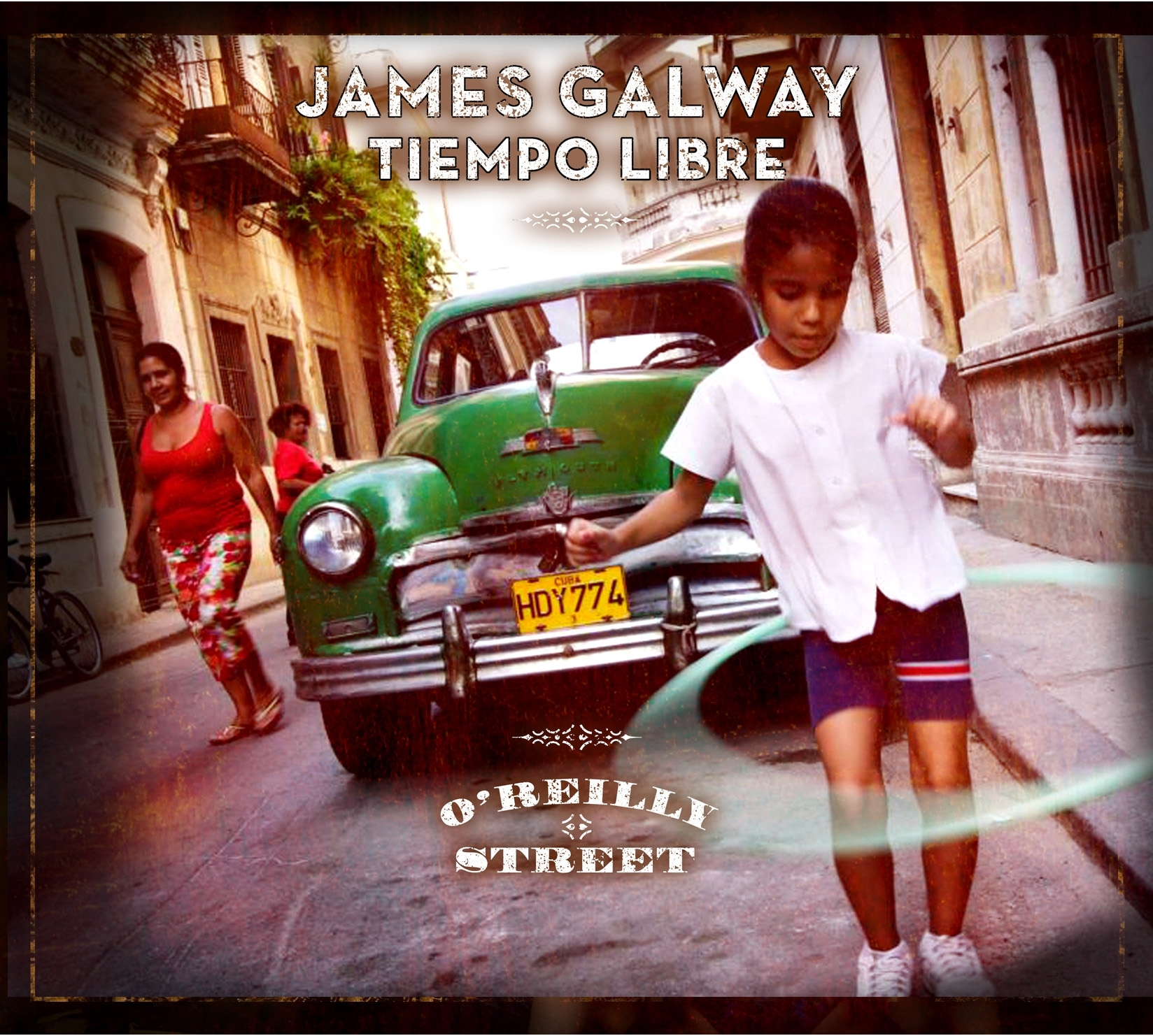 Listen & Purchase - Tiempo Libre - O'Reilly Street