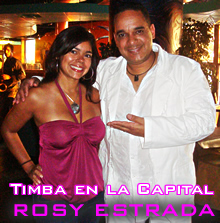 Rosy Estrada - Timba en la Capital