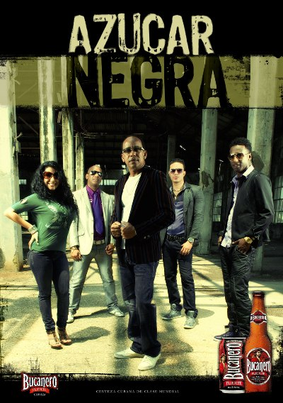 Leonel Limonta &amp; Az&uacute;car Negra