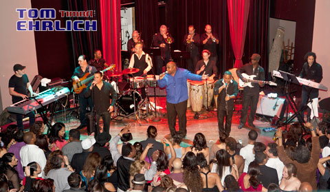 HAVANA D' PRIMERA   YOSHI'S SAN FRANCISCO --  NOVEMBER 24, 2012  PHOTOS BY TOM EHRLICH © 2012