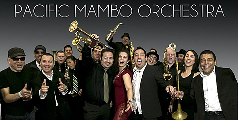 Pacific Mambo Orchestra - Big Band Latin Jazz