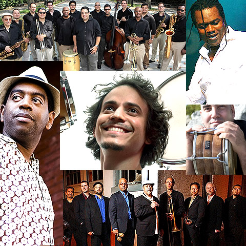 2013 San Jose Jazz Festival - Focus on Latin Jazz & Salsa