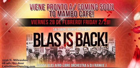 Mambo Latin Cafe Chicago