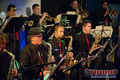 Pacific Mambo Orchestra Grammy® Celebration at Café Cócomo - Saturday March 22 2014