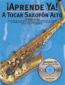 Aprende Ya Saxofon Alto - $3.99
