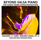 Beyond Salsa Piano Vol7 - $9.99