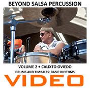 Video Beyond Salsa Percussion Vol2 - $9.99